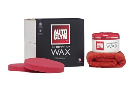 Cera abrilantadora carrocería Autoglym (High Definition Wax)
