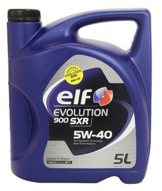 ELF EVOLUTION 900 FT 5W40 5L recambiosoriginal.com