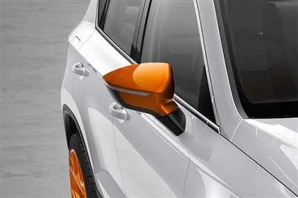 Retrovisor exterior Samoa Orange SEAT  Ateca