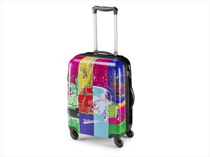 "Trolley de cabina ""Pop Art"""